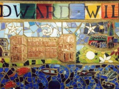 Gail for Canal fluminense mural